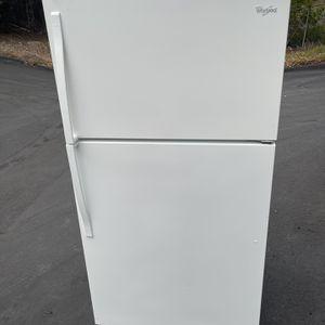 Whirlpool Refrigerator 21 Cubic for Sale in La Mesa, CA