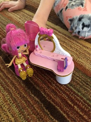 Shopkins shoppies makeup set for Sale in Arnold, MO