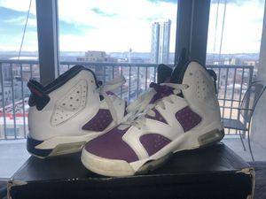 Nike air Jordan 6 retro size 5 for Sale in Denver, CO