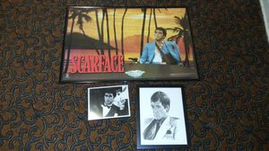 Scare face framed pictures for Sale in Jacksonville, FL