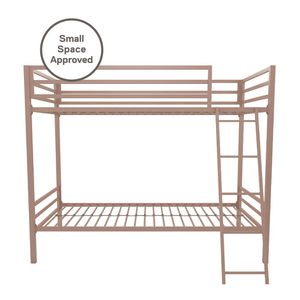 **SAVE $90 *** NEW IN BOX PINK BUNKBED FRAME for Sale in Columbus, OH