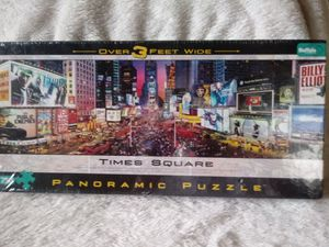 750PC TIMES SQUARE PUZZLE NEW for Sale in Dillsburg, PA