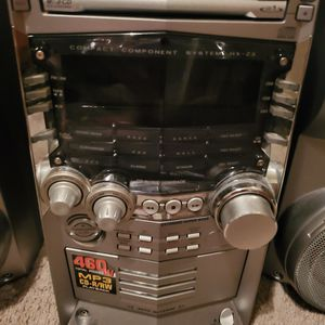 Jvc Stereo System Hx-z3 $400 for Sale in Jurupa Valley, CA
