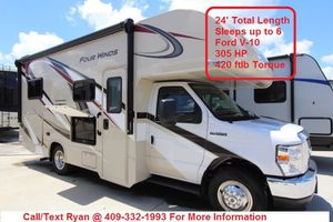 NEW 2020 Thor Four Winds 22E Class C Gas Motorhome for Sale in Alvin, TX