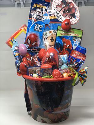 Spider-Man Easter Basket for Sale in Baltimore, MD