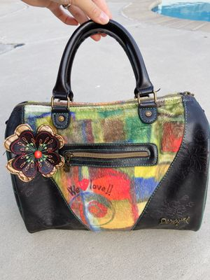 Beautiful Desigual Tote from Spain for Sale in La Mesa, CA
