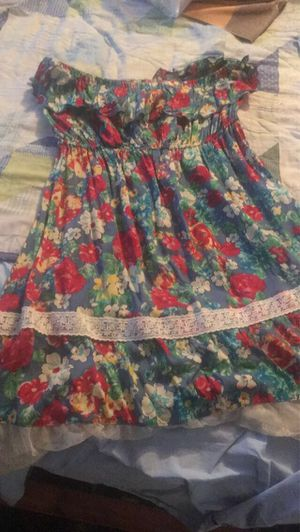 Flower dress for Sale in Stockton, CA