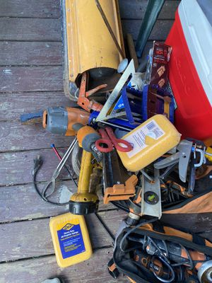 Variety of construction tools for Sale in Everett, MA