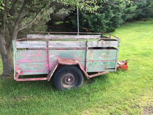 4'-8' trailer for Sale in Marengo, IL