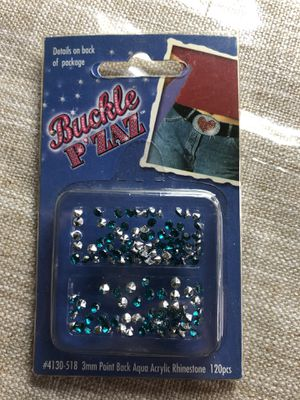 Rhinestones purple and blue for Sale in Palatine, IL