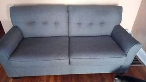 Couch with pull out bed for Sale in Cleveland, OH