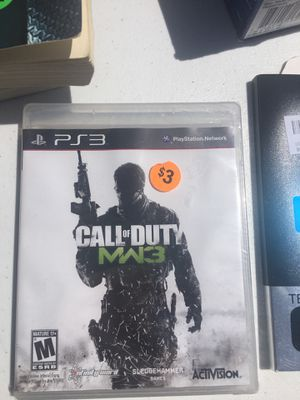 PS3 for Sale in Sanger, CA