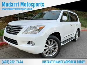 2010 Lexus LX 570 for Sale in Kirkland, WA