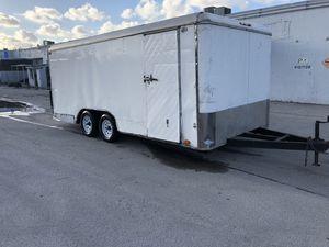 Enclosed trailer 18x8 for Sale in Miami, FL