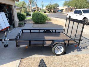 Brand new Utility trailer 5x8 for Sale in Mesa, AZ