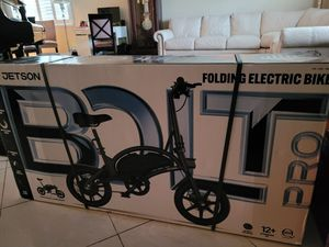 Jetson Bolt Pro electric bike for Sale in HUNTINGTN BCH, CA
