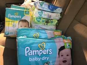 PAMPERS BABY WIPES. for Sale in Dallas, TX