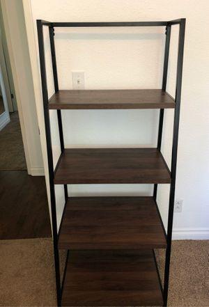 4 shelf bookcase for Sale in Oceanside, CA