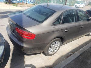 2014 Audi a4 for parts for Sale in Buena Park, CA