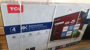 "Brand New 4K 65"" Smart Roku TV, 120 Hz! for Sale in Austin, TX"