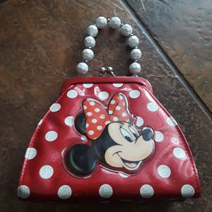 Minnie Mouse red purse for Sale in San Diego, CA