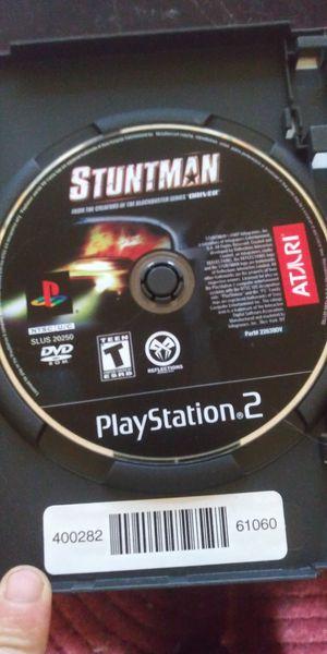Stuntman Ps2 for Sale in Orlando, FL