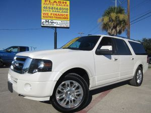 2011 Ford Expedition EL for Sale in Garland, TX