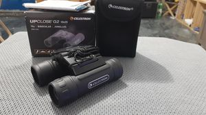 UPCLOSE G2 10X25 ROOF BINOCULARS (CLAM SHELL) for Sale in Colton, CA