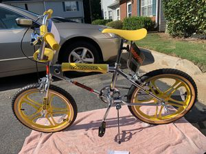 Mongoose x Stranger Things Limited Edition BMX Bike for Sale in Tucker, GA