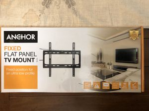 """ANCHOR 24""""-50"""" Fixed Flat Panel TV Mount for Sale in Charlotte, NC"""