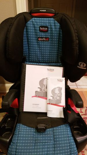 Britax Car Seat Like New for Sale in Billings, MT