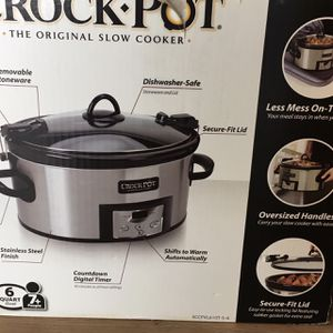 Crock Pot Slow Cooker for Sale in Moraga, CA