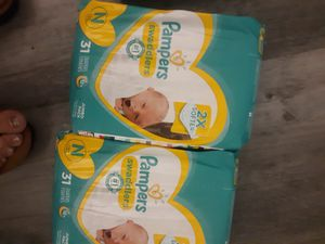 Pampers Newborns 31COUNT for Sale in Phoenix, AZ