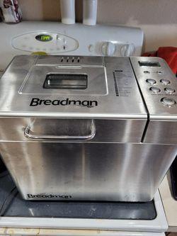 Breadman Bread maker for Sale in Tacoma,  WA