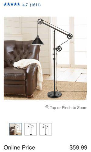 Floor Pulley Lamp for Sale in Hesperia, CA