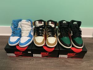 Air Jordan 1s size 9.5 for Sale in Bethesda, MD