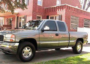 On Sale 2OO1 GMC Sierra 1500 SLE 4WDWheels for Sale in Washington, DC