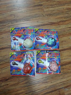Ertl spauracchi just like blurp balls 1991 from Italia mad ball looking. Collectable toys for Sale in Los Angeles, CA
