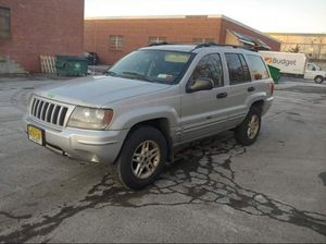 2004 Jeep Grand Cherokee special edition for Sale in Sussex, NJ