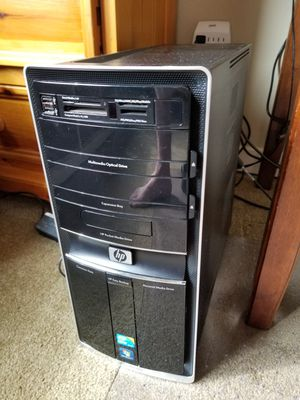HP desk top computer for Sale in Bothell, WA