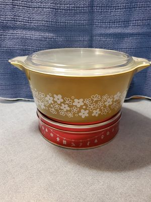 Pyrex, Vintage, Casserole, Bake/Microwave for Sale in Raleigh, NC