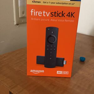 FireStick Tv4k for Sale in Allentown, PA