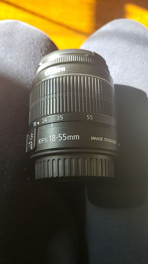 Canon zoom and prime lenses for Sale in Washington, DC