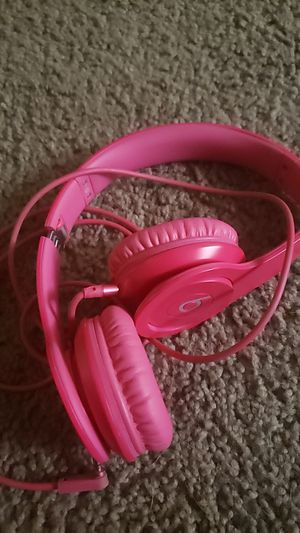 Dr dre beats headphones for Sale in Olympia, WA