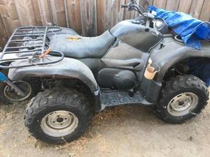 2003 4x4 yamaha Grizzly 660cc for sale no TRADES OK for Sale in Tracy, CA