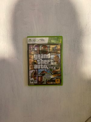 Gta 5 Xbox 360 game only! for Sale in Miami, FL