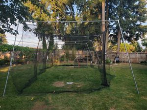 Batting Cage for Sale in BETHEL, WA