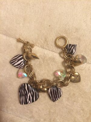 Betsy Johnson Charm Bracelet for Sale in Denver, CO