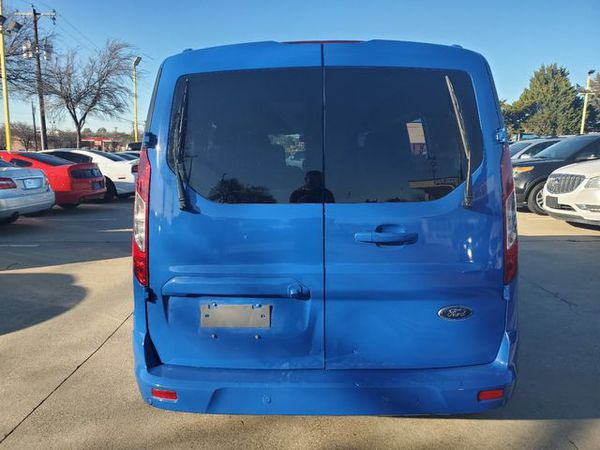 2017 Ford Transit Connect Passenger
