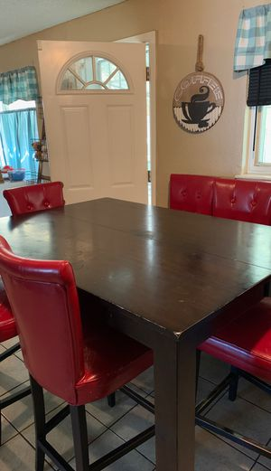 8 chairs and dining table for Sale in Aurora, CO